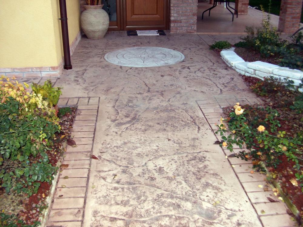 Precios Hormigon Impreso Pavimento De Hormigon With